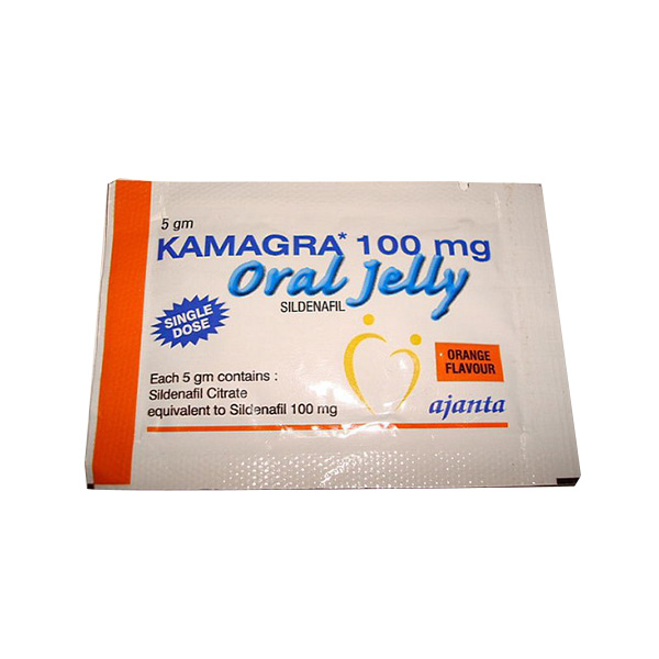 Generic Kamagra Oral Jelly Sildenafil Citrate Online
